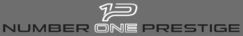 Number One Prestige Logo