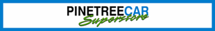 Pinetree Car Superstore Tonypandy logo