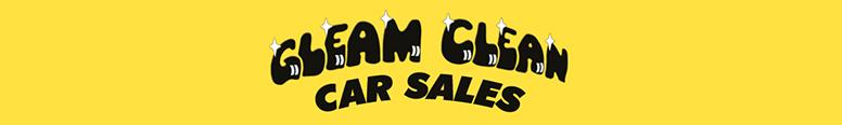Gleam Clean Logo