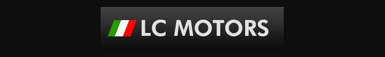L C Motors Logo