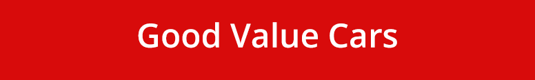 Good Value Cars Logo
