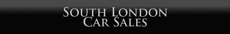 South London Car Sales Logo