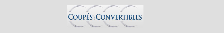 Coupes and Convertibles Ltd Logo