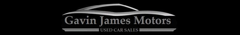Gavin James Motors Logo