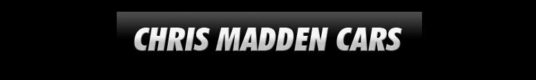 Chris Madden Cars Logo