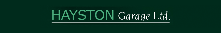 Hayston Garage Ltd Logo