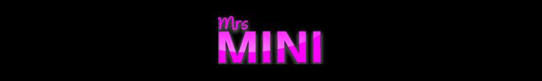 Mrs MINI Ltd Logo