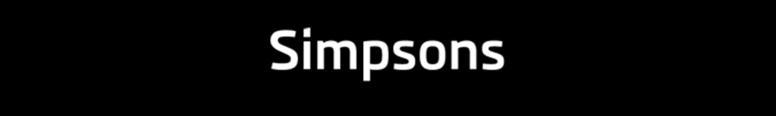 Simpsons Online Logo