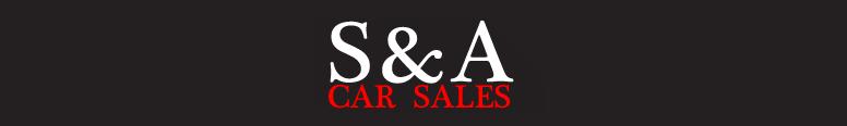 S & A Car Sales Limited Logo