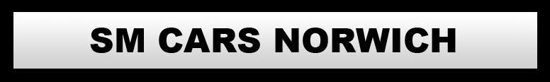 SM Cars Norwich Logo