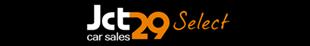 Jct 29 Select logo