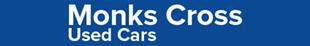 Monks Cross Used Cars logo