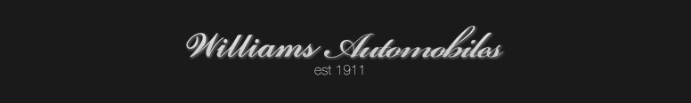 Williams Automobiles Ltd Logo