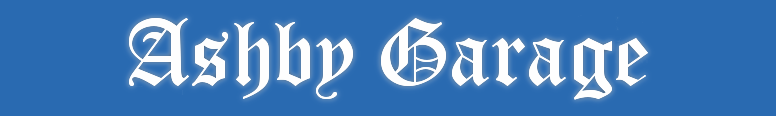 Ashby Garage Logo