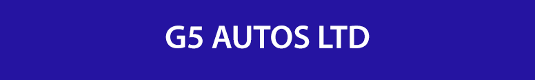 G5 Autos Ltd (Appointment Only) Logo