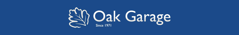 Oak Garage Logo