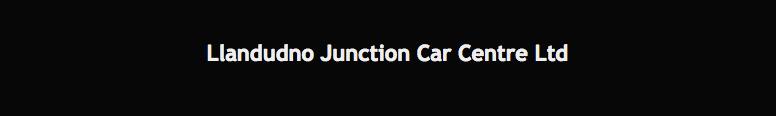 Llandudno Junction Car Centre Logo