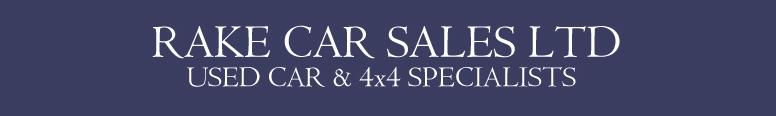 Rake Car Sales Logo