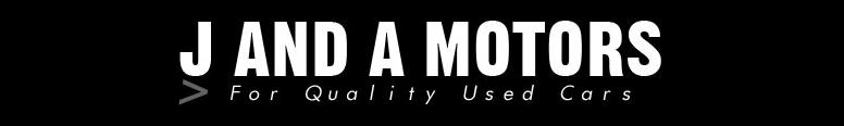 J and A Motors Logo