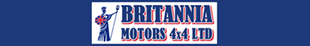 Britannia Motors 4x4 logo