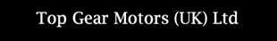 Top Gear Motors (UK) Ltd logo