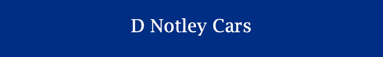 D Notley Cars Logo