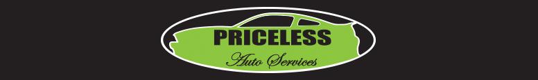 Priceless Auto Services Logo