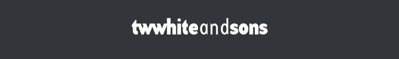 T W White & Sons Mazda Weybridge Logo
