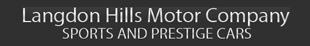 Langdon Hills Motor Company logo