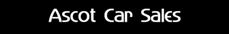 Ascot Car Sales Logo