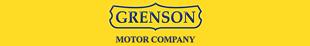 Grenson Kia, Mitsubishi & Suzuki logo