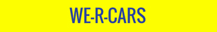 We-R-Cars logo