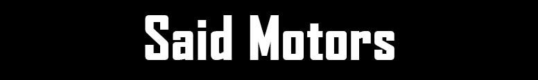 Said Motors Ltd Logo