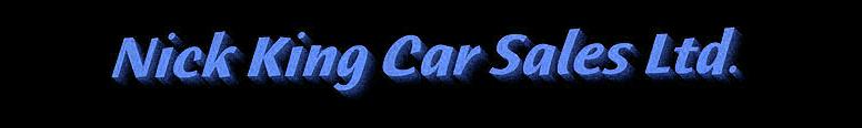Nick King Car Sales (Gloucester) Logo