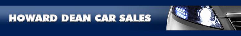 Howard Dean Car Sales Logo