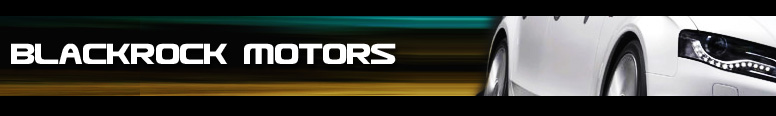 Blackrock Motors Logo