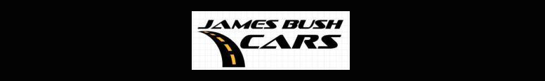 James Bush Cars Logo