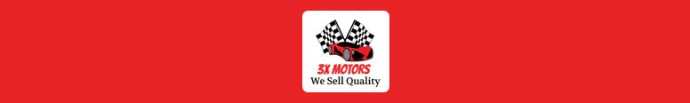 3x Motors Logo