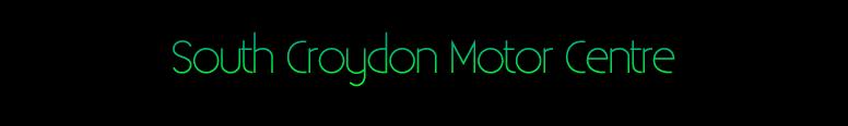 South Croydon Motor Centre Logo