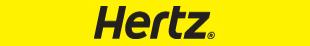 Hertz Stansted logo