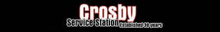 Crosby Service Station Logo