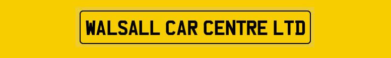 Walsall Car Centre Ltd Logo