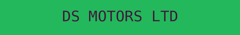 D S MOTORS LTD (stourbridge) Logo