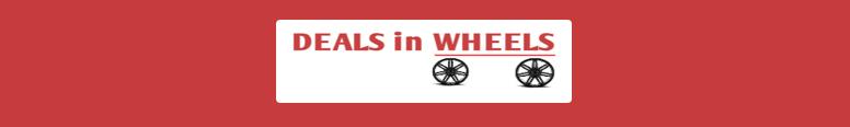 Deals in Wheels Logo