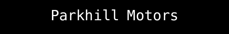 Parkhill Motors Logo