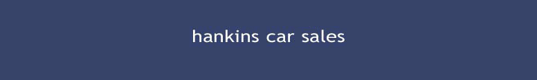 Hankins Car Sales Logo