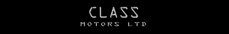 Class Motors Ltd Logo
