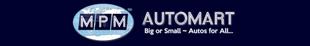 MPM Automart logo