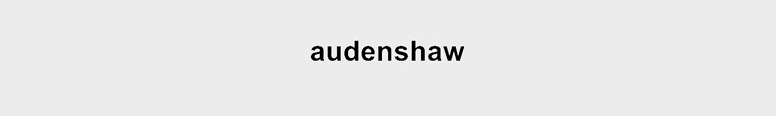 Audenshaw Limited Logo