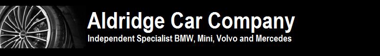 Aldridge Car Co Logo